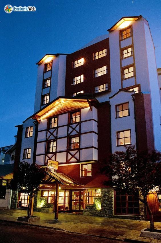 Hotel Cambria Hotel 3 Estrellas En Bariloche